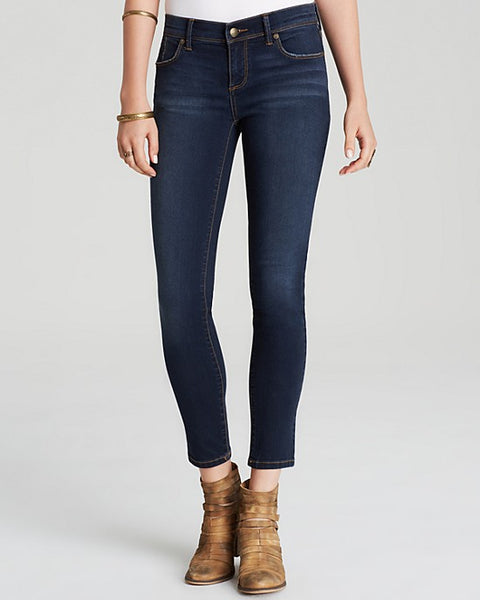 ROLLER CROPPED JEANS