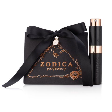 AQUARIUS ZODIAC PERFUME TRAVEL SPRAY GIFT SET