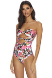 KARLA CITRUS PRINT SWIMSUIT