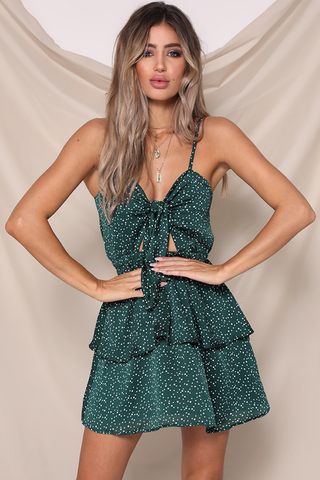 BE A GEM MINI DRESS