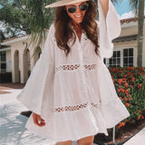 KENZIE COVER UP DRESS