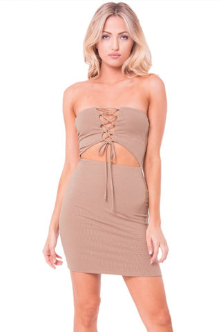 ALL HITS MINI DRESS