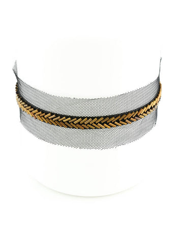 THE JEAN CHOKER - SHOP MĒKO