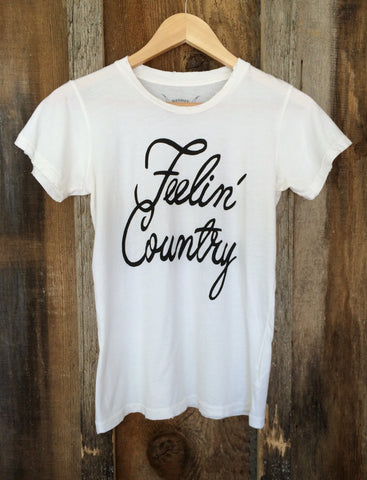 FEELIN' COUNTRY TEE