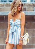 CATCH ME IF YOU CANNES ROMPER