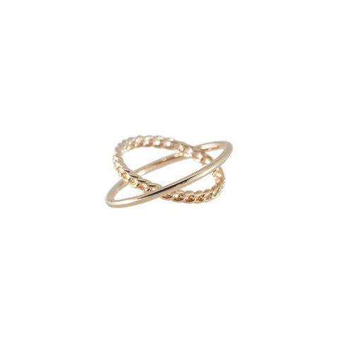 ORBIT CHAIN RING - SHOP MĒKO