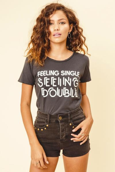 FEELIN' SINGLE TEE