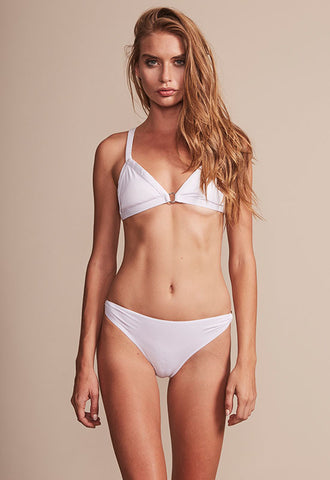 JANE BIRKIN BIKINI - WHITE - SHOP MĒKO