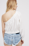 ANABELLE ASYMMETRICAL TOP - SHOP MĒKO