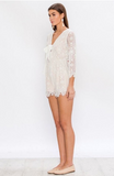 LADY IN LACE ROMPER