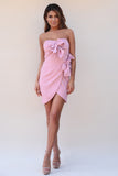 STRAPLESS NEWPORT DRESS