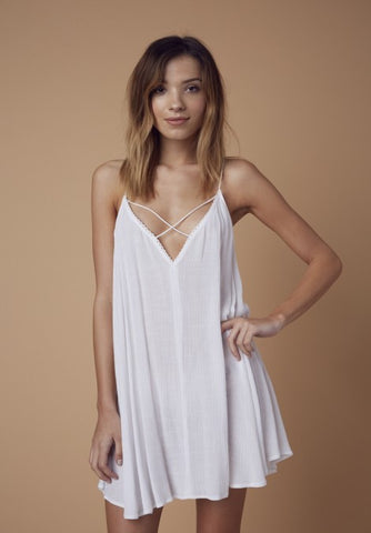 LAGUNA COVER UP DRESS - SHOP MĒKO