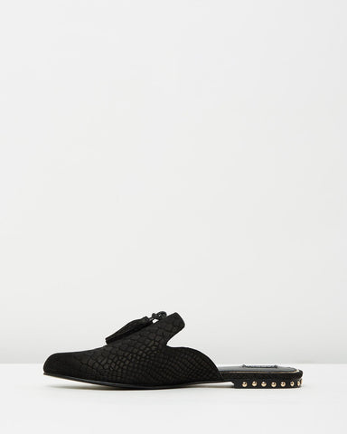 PHENOMENA FLAT BLACK SNAKE - SHOP MĒKO