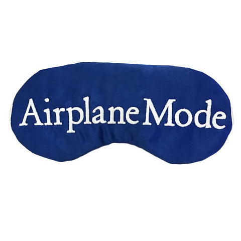 AIRPLANE MODE EYE MASK