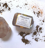 VANILLA AND OUD FAIRY CRYSTAL SOAP