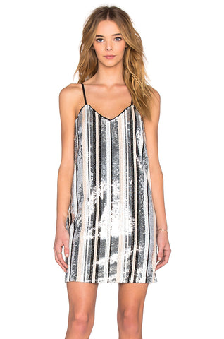 SEQUIN CAMI DRESS