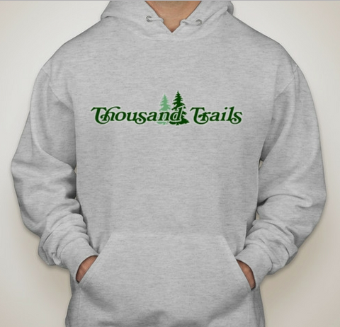 ADULT PULLOVER SWEATSHIRT GRAY