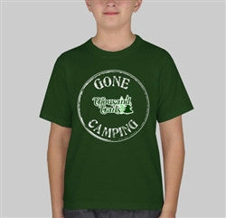 YOUTH GONE CAMPING GREEN