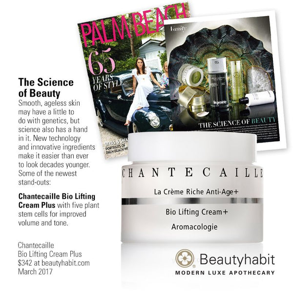 Chantecaille, Bio Lifting Cream Plus, Beautyhabit