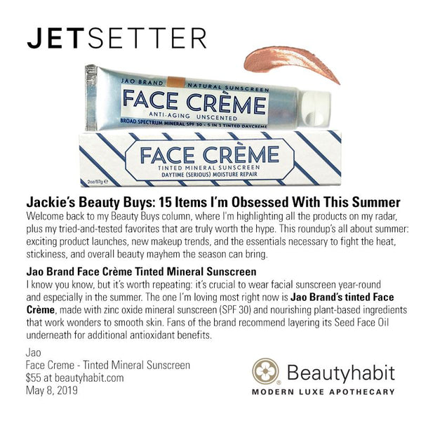 Jar, Face Creme, Beautyhabit