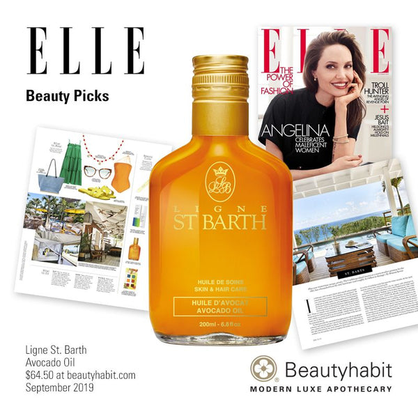 Ligne St. Barth, Avocado Oil, Beautyhabit