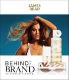 Behind the Brand - Up Close & Personal, James Read, Beautyhabit