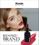 Behind the Brand - Up Close & Personal, Kosas Cosmetics, Beautyhabit