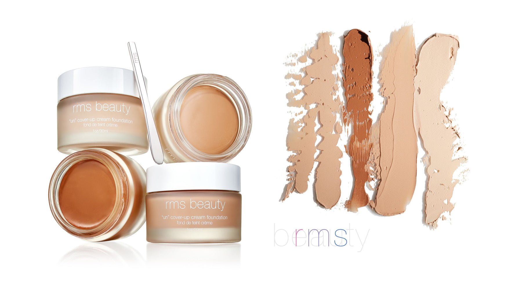 A selection of rms beauty