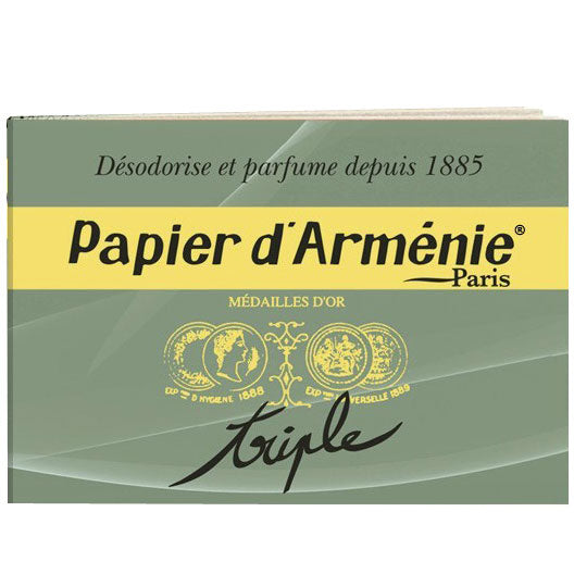 "Papier d'Armenie ""Tradition"" Burning Papers"