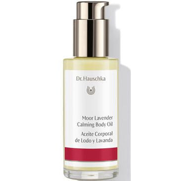 Dr. Hauschka Moor-Lavender Calming Body Oil (2.5 oz)