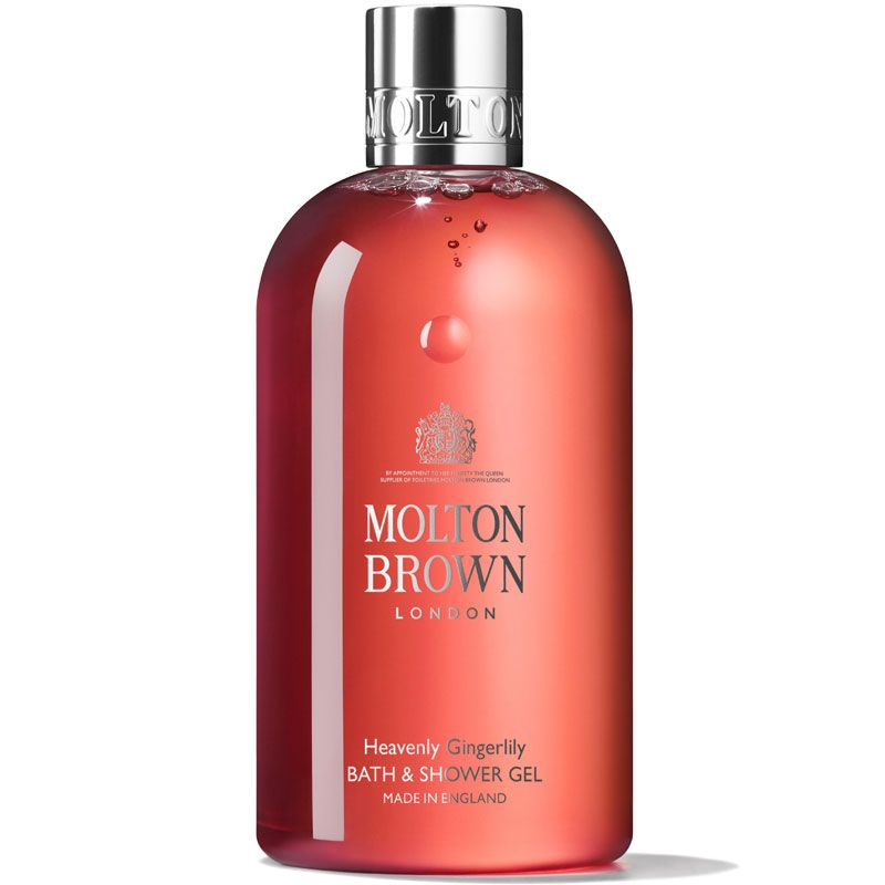 Molton Brown Heavenly Gingerlily Bath & Shower Gel (300 ml)