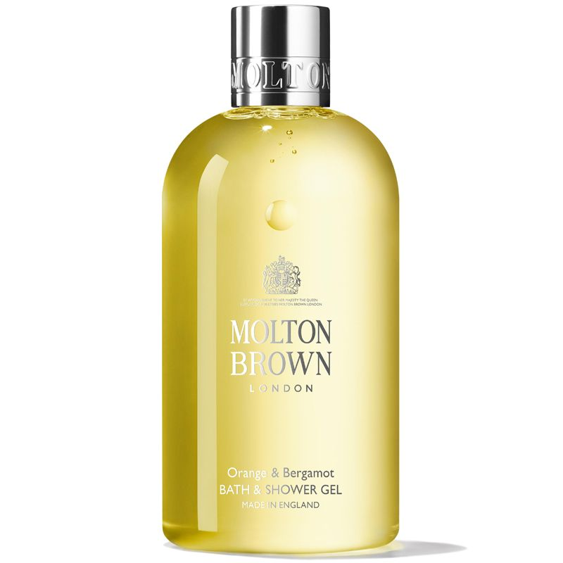 Molton Brown Orange & Bergamot Bath & Shower Gel (300 ml)
