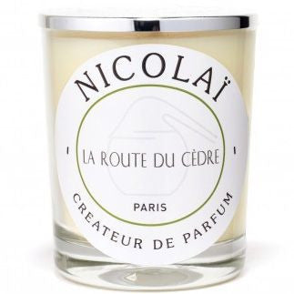 Parfums de Nicolai Route du Cedre Candle (6.7 oz)
