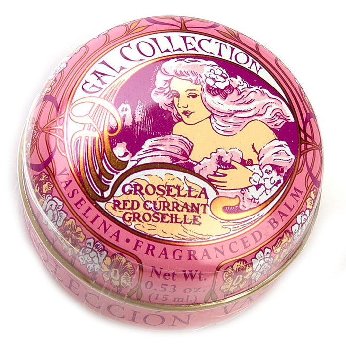 Perfumeria Gal Lip Balm Tin - Red Currant