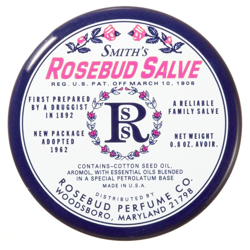 Rosebud Perfume Co. Smith's Rosebud Salve - 22 g tin