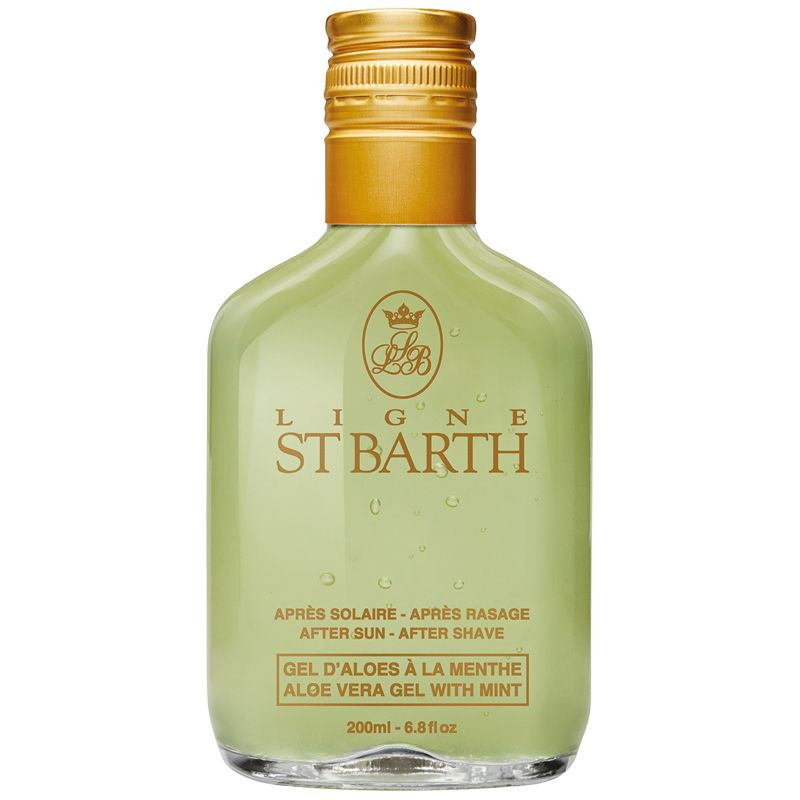 Ligne St. Barth Aloe Vera Gel with Mint (6.8 oz)