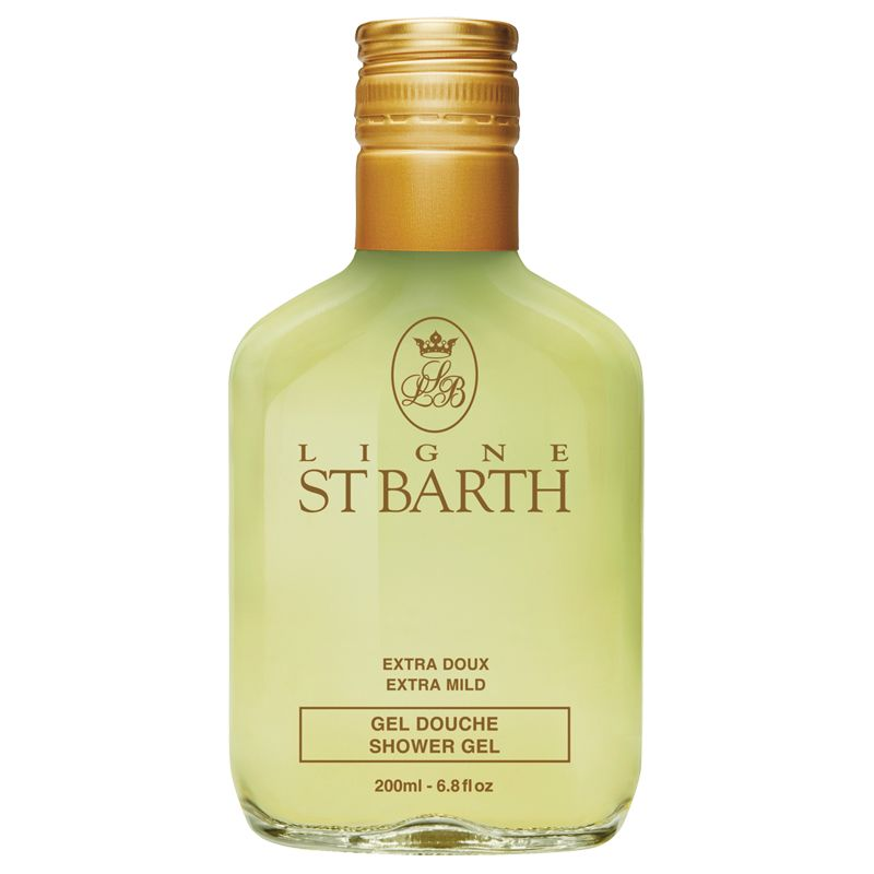Ligne St. Barth Extra Mild Shower Gel With Vetyver & Lavender (6.8 oz)
