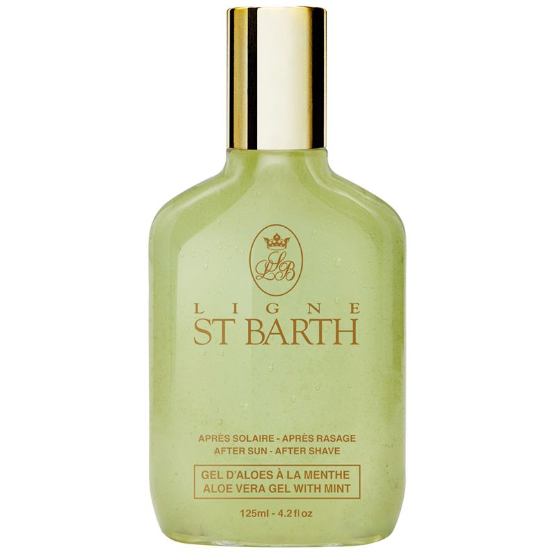 Ligne St. Barth Aloe Vera Gel with Mint (4.2 oz)