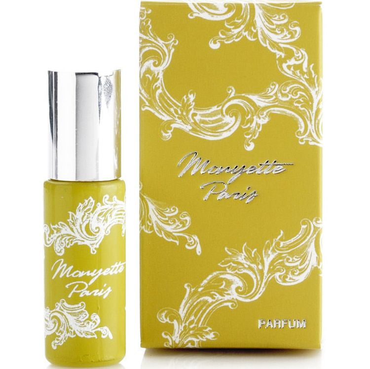 Monyette Paris Perfume Oil Roll on (1/8 oz) and box