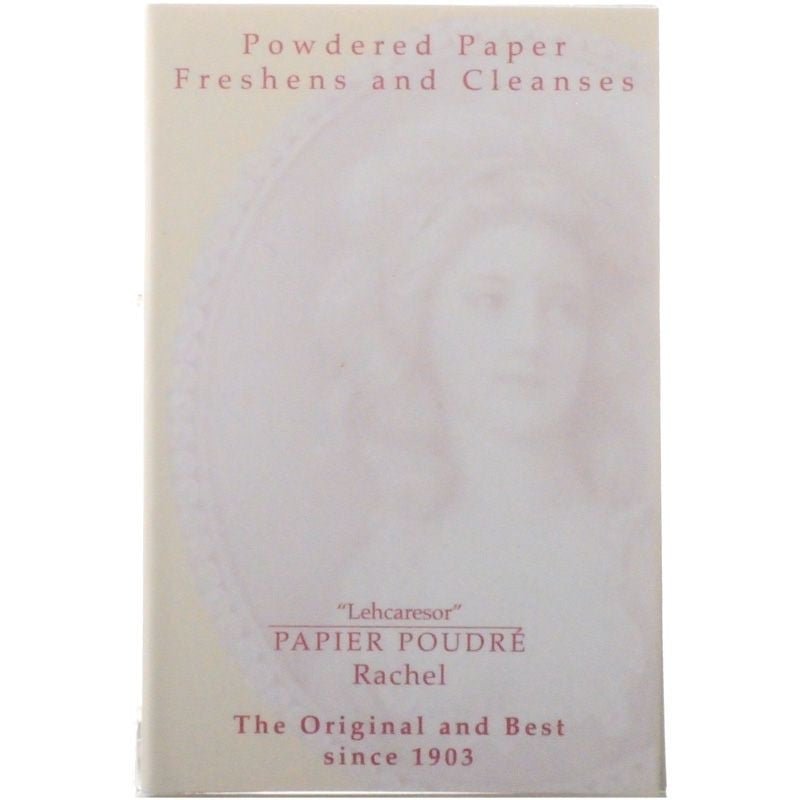 Papier Poudre Rachel Powdered Blotting Papers - 1 book/65 sheets