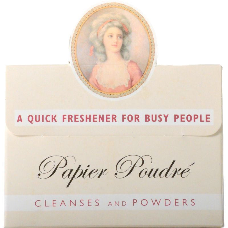 Papier Poudre Rachel Powdered Blotting Papers - 12 book box