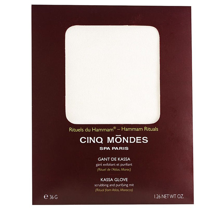 Cinq Mondes Kassa Exfoliating Glove (1 pc)