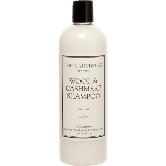 The Laundress Wool & Cashmere Fabric Shampoo