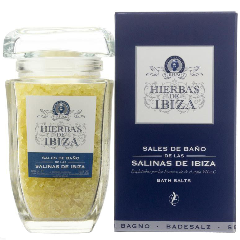 Hierbas de Ibiza Sales de Bano Bath Salts with box