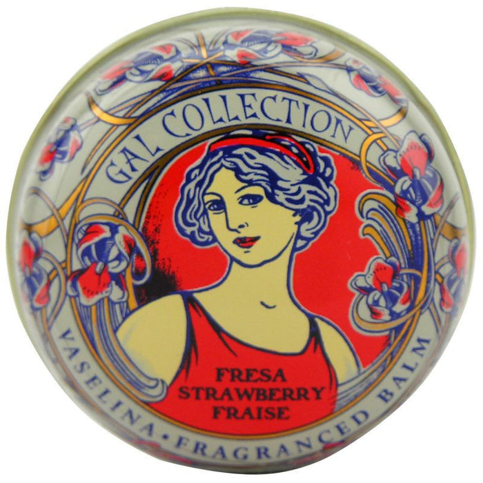 Perfumeria Gal Lip Balm Tin - Strawberry
