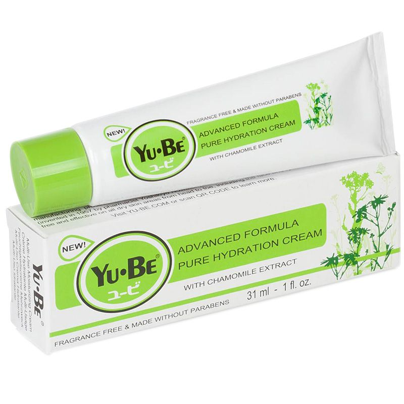 Yu-Be Advanced Formula Pure Hydration Cream -1 oz box