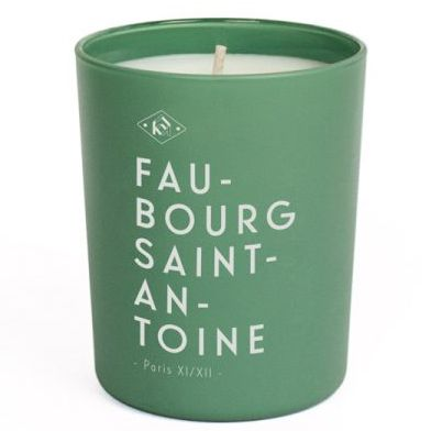 Fragranced Candle - Faubourg Saint-Antoine