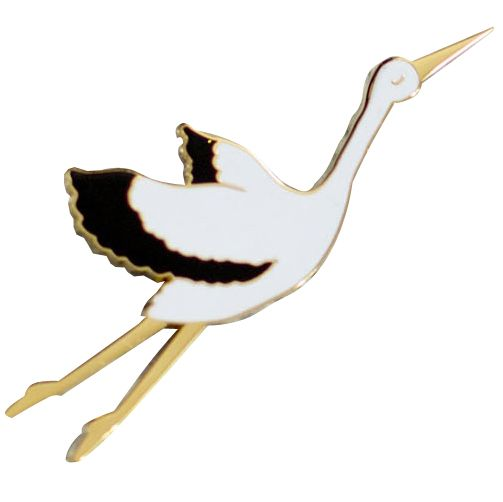 Jolie Bird Brooch