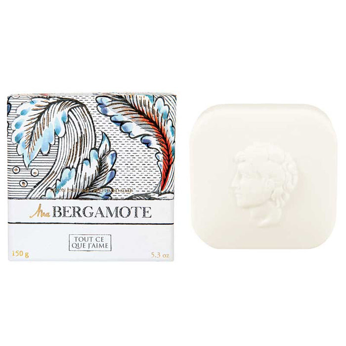 Fragonard Parfumeur Ma Bergamote Soap (150 g) with box