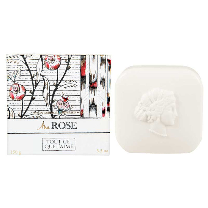 Fragonard Parfumeur Ma Rose Soap (150 g) with box